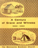 A Century of Grace and Witness: The Mennonite Brethren Church, 1860-1960