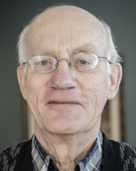 Abe Dueck taught at MBBC for 23 years and served as academic dean for 15 years. He lives in Winnipeg, Manitoba.