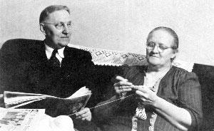 Cornelius A. and Elizabeth (Dyck) DeFehr