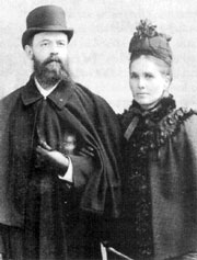 Peter M. and Susanna (Fast) Friesen