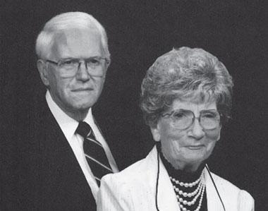 Orlando and Erna Harms