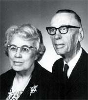 Abraham and Zola Janzen