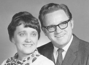 Abe and Irene Neufeld