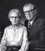 Nettie and John B. Toews