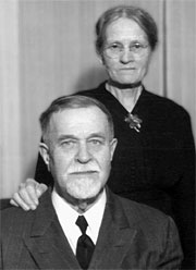 Abram and Katharina Unruh