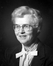 Katie Funk Wiebe (1924-2016)