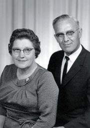 Marie and Joe Wiebe