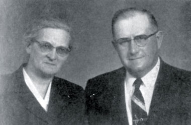 Maria and Henry Wiebe